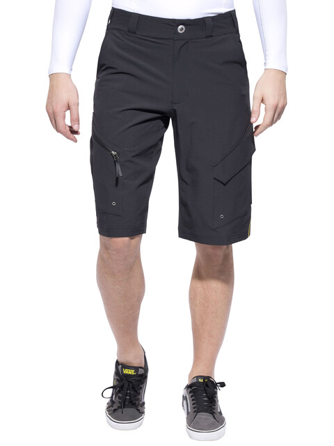 Mavic CrossMax LTD Short Set Men black/yellow